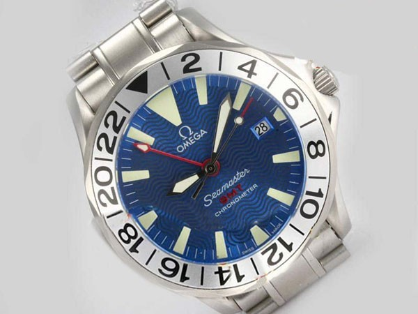 A 20-year love story of replica Omega Seamaster and James Bond 007