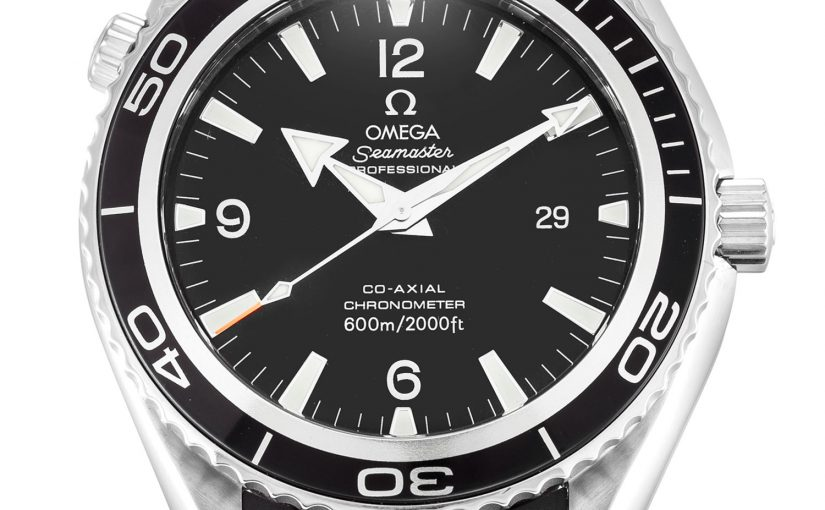 TOP QUALITY REPLICA OMEGA PLANET OCEAN 600M WATCH